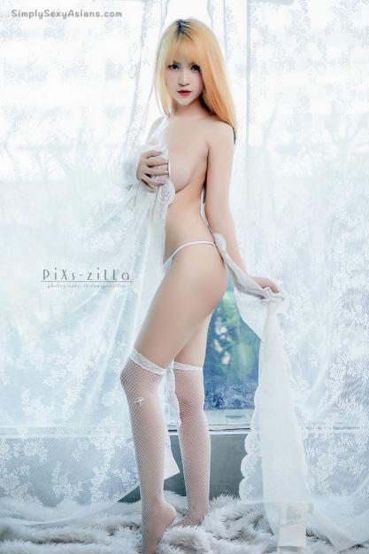 Alisa Rattanachawangkul Hot Photo 028